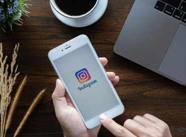 Instagram, un moyen de prendre contact