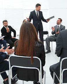 Les métiers du coaching et consulting
